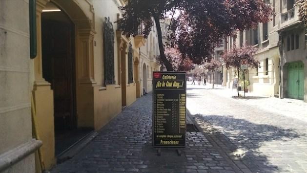 rua paris-londres santiago
