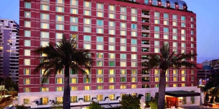 hotel 5 estelas santiago ritz