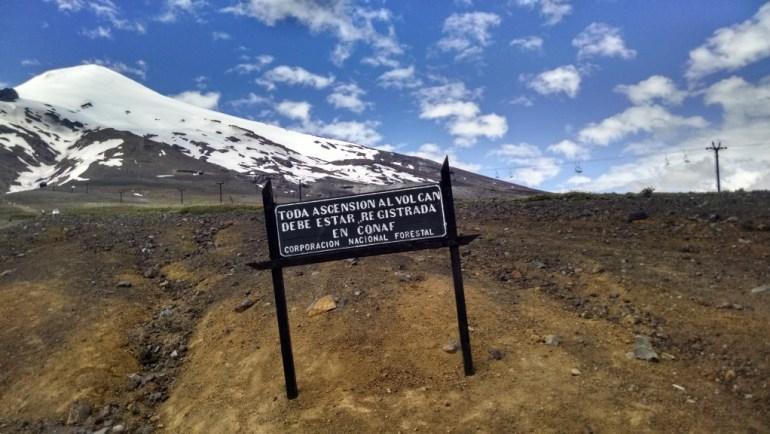escalada vulcao villarrica