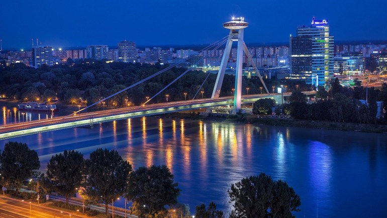 ponte nova bratislava