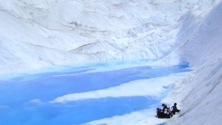 perito moreno el calafate argentina glaciar