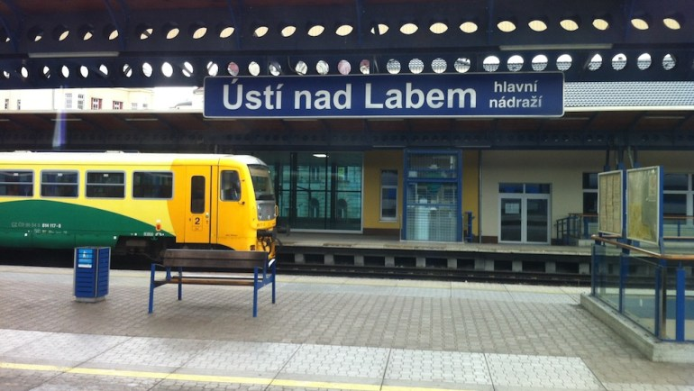 dicas de praga estação de trem