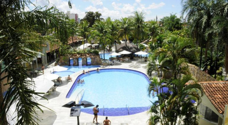 hotéis em caldas novas Hotel Privé
