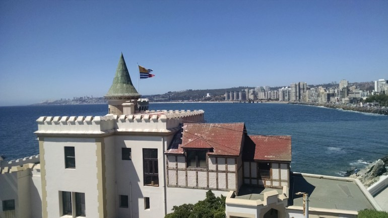 o que fazer vina del mar castelo