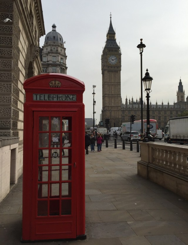 foto 1.1 - cabine telefonica londres