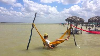 Rede na Lagoa Grande