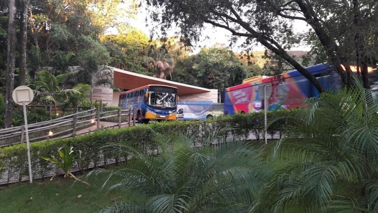 onibus hotpark parque das fontes