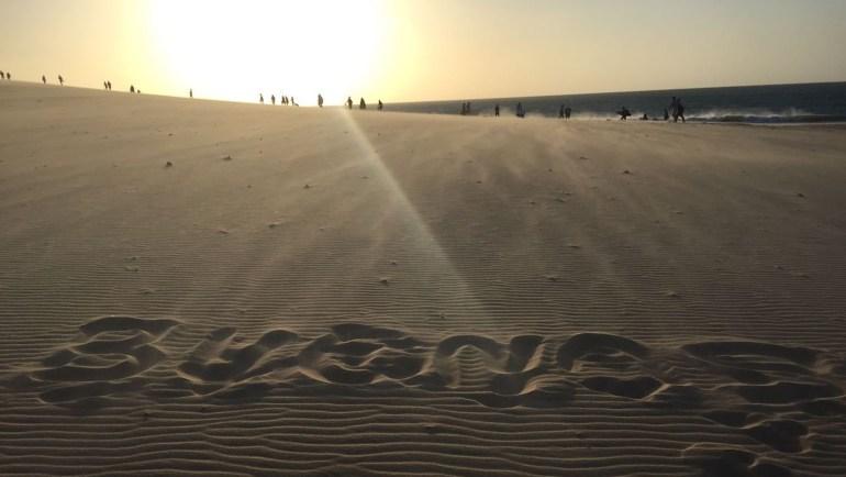 duna do por do sol dicas