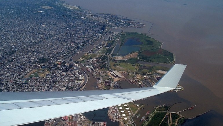 reserva costanera sur buenos aires argentina