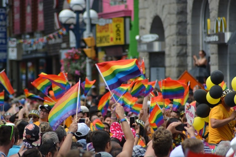 parada gay lgbt sp