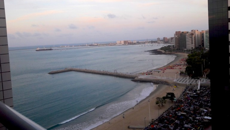 praia meireles fortaleza