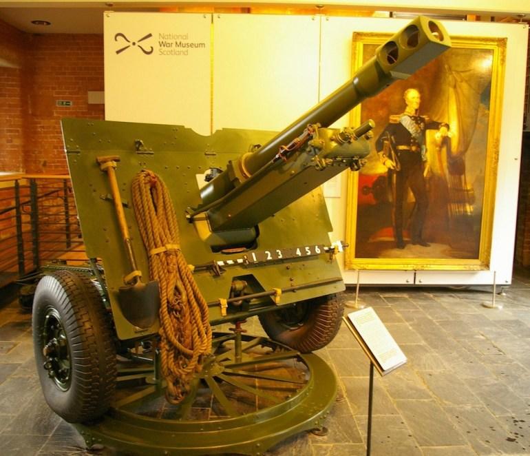 museu da guerra edimburgo