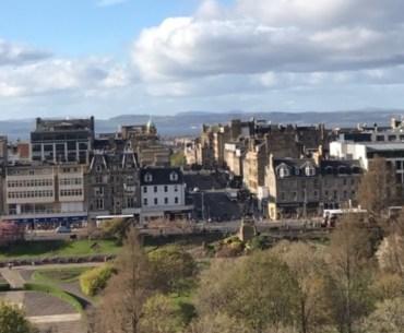 Roteiro de um dia em Edimburgo