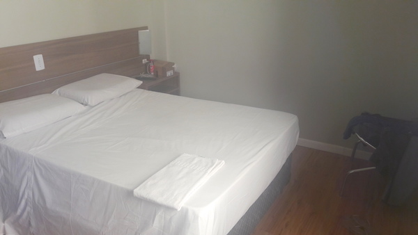 quarto hotel porto alegre
