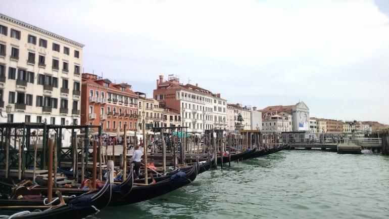 viagem para veneza mar