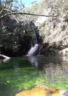 cachoeira alto paraiso dos pandavas cerrado chapada dos veadeiros