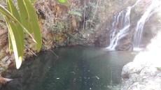 cachoeira chapada dos veadeiros