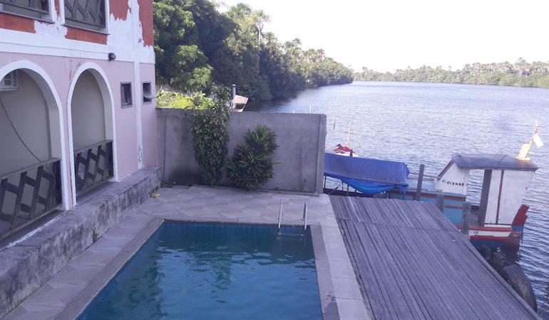 Hotel Beira Rio em Barrerinhas