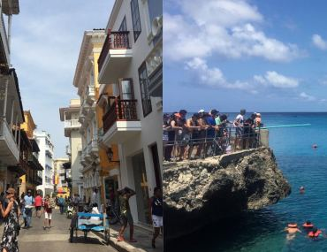 Cartagena ou San Andrés: qual é melhor?