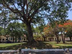 Entrada do centro histórico de Goiás
