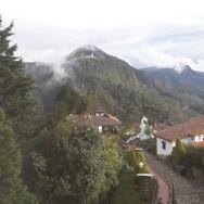 monserrate vista cerro guadaloupe bogota