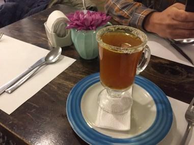 bebida colombia restaurante bogota