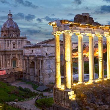 Onde ficar em Roma (melhores bairro e hotéis)