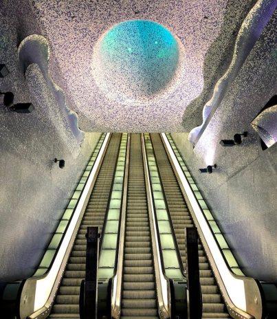 Metrô da Via Toledo
