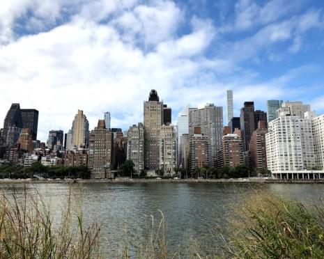 Vista para Manhattan
