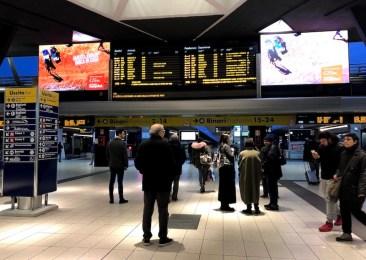Estação Napoli Centrale