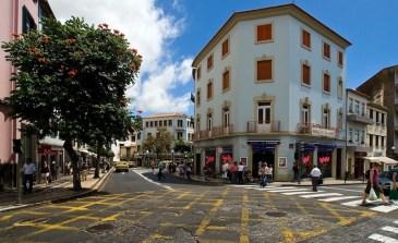Centro Histórica na Madeira
