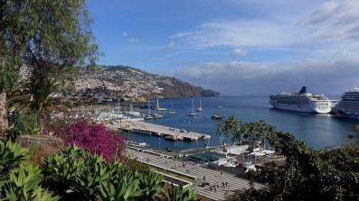 Marina em Funchal