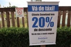 Táxi com desconto