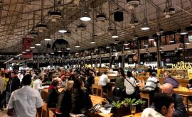 Mercado da Ribeira, no Cais do Sodré