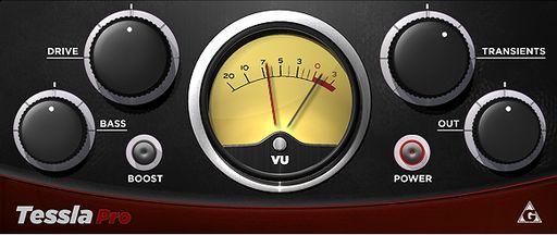 VST Freeware: Tessla Pro Transient Designer