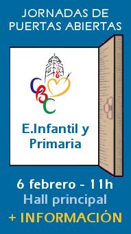 Jornadas de Puertas Abiertas, febrero del 2019, Colegio del Buen Consejo