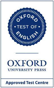 Logo Oxford University Press Approved Centre