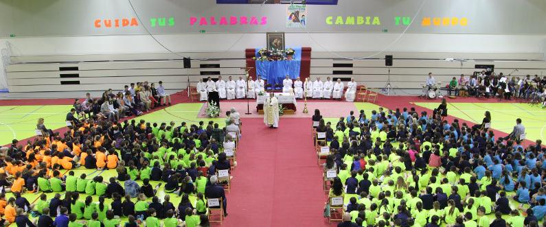 Pastoral Colegio Buen Consejo de Madrid