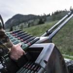 Kanonenfeuer und Kriegssalven bei Kaiserwetter