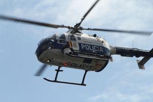 Helicóptero del Cuerpo Nacional de Policía (España). Crédito: Wikipedia