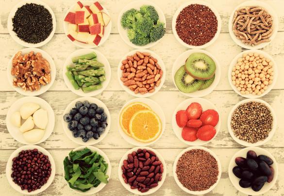 alimentos para prevenir la caida del cabello