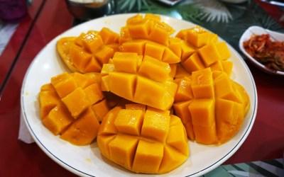 Tres ideas para utilizar mango en la cocina