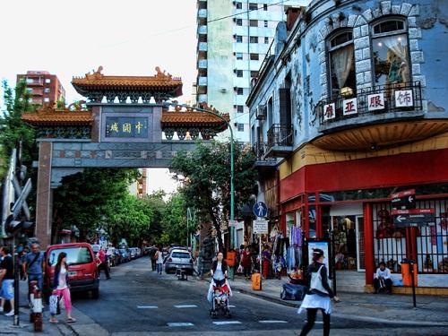 Resultado de imagen de barrio chino buenos aires