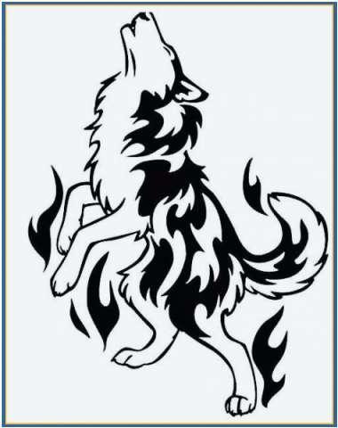 Tatuajes De Lobos Diseños De Tattoos De Lobos