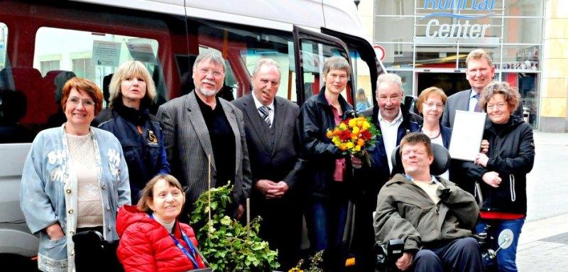 Auszeichnung für die Bürgerbusse in Wetter und in Wengern