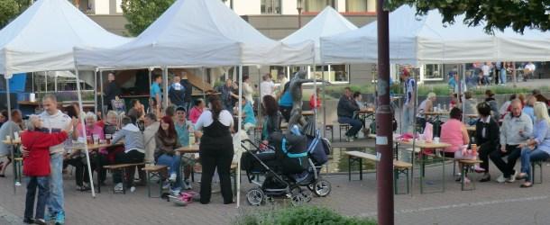 Bericht vom Sommerfest 2012 auf OLVEN 1