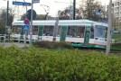 30 Jahre Straßenbahn nach Olvenstedt Volksstimme 26.April