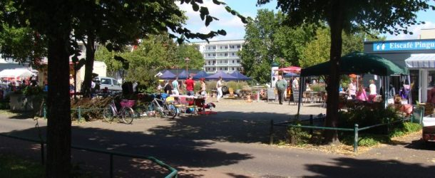 1.Nachtflohmarkt in Neu-Olvenstedt 28.4.18 ab 17:00