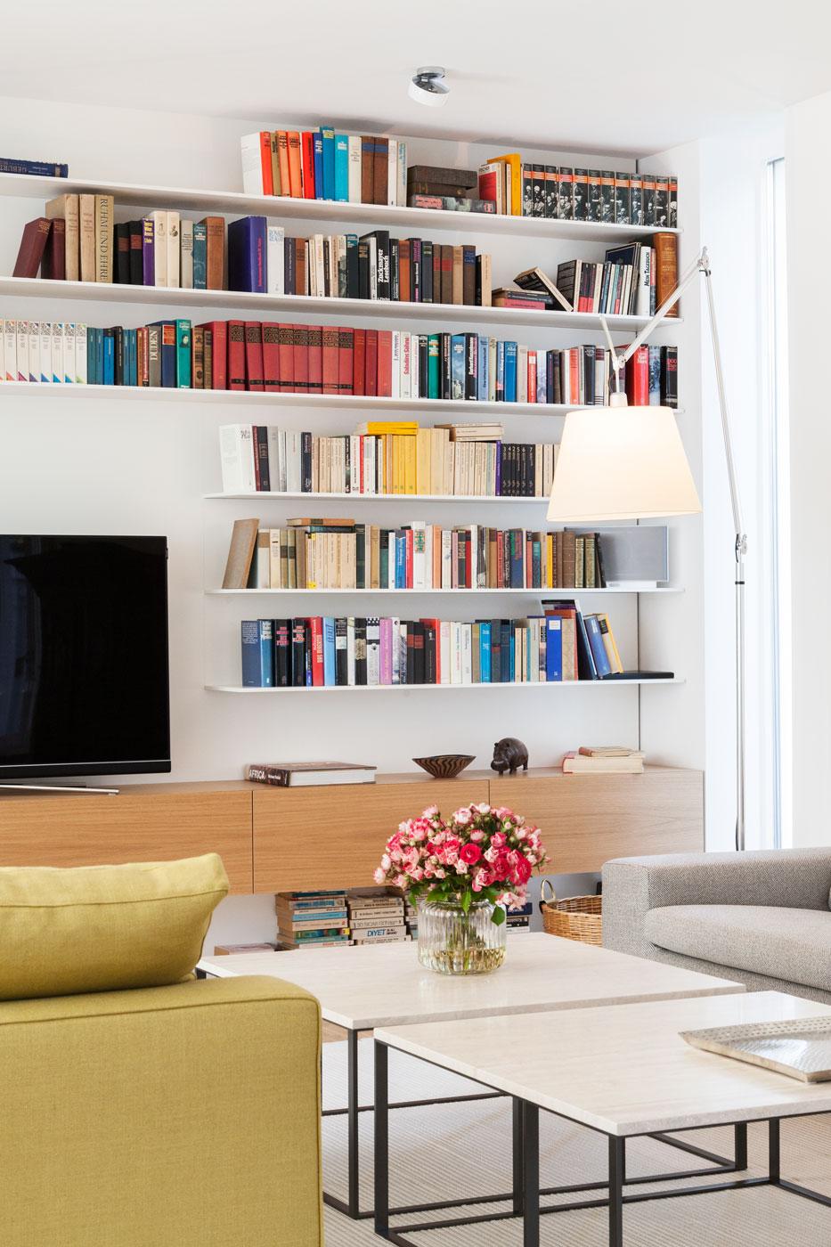 Wohnung Frankfurt  Buero Weller Innenarchitektur