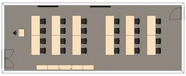 Planificación y configuración de una sala de conferencias: debe prestar atención a este 1